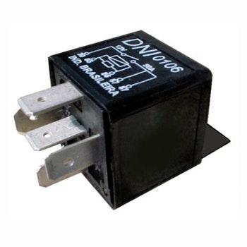 Relé Auxiliar e Injeção Eletrônica - 12V - DNI 0106 - DNI - DNI 0106 - Unitário