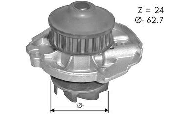 Bomba d'água - Dolz - S261 - Unitário
