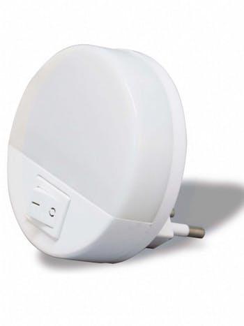 Luz Guia de LED 0,5W 4000K - Taschibra - 15130002 - Unitário