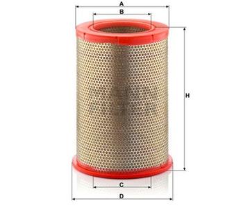 Filtro de Ar - Mann-Filter - C301359 - Unitário