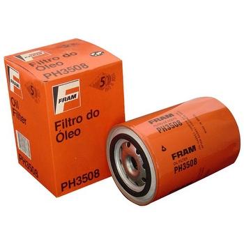 Filtro de Óleo (Mix Filtro) - Fram - PH3508 - Unitário