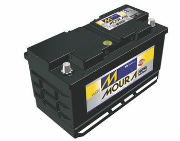 Bateria - Moura - M100QD - Unitário