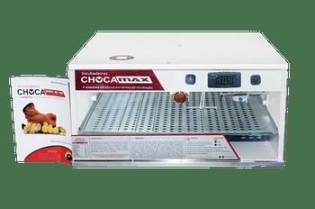 Chocadeira Chocamax 80 A 90 Ovos Automática Digital - CHOCAMAX - 202002 - Unitário