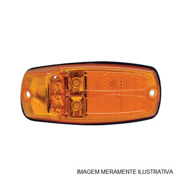 Lanterna Lateral - Sinalsul - 1163 ACR CR - Unitário