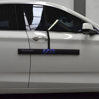 Protetor de Porta Magnético para Carros - Proteporta - Unidade Preto - Proteporta - PP1-Q1-PTO - Unitário