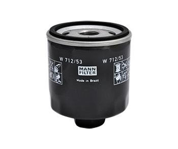 Filtro de Óleo Lubrificante - Mann-Filter - W 712/53 - Unitário