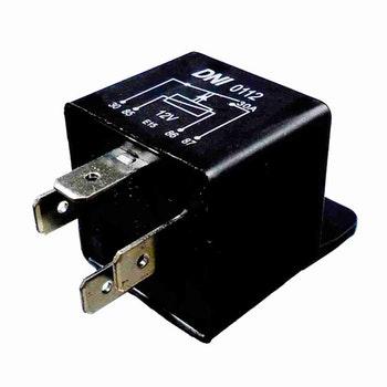 Relé Auxiliar - Universal - Uso Geral - 12V - 30A - DNI 0112 - DNI - DNI 0112 - Unitário