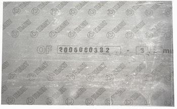 Papelão Hidráulico NA 1100 - Natural Espessura 3,20mm Folha 1,5x1,6mm - Teadit - NA-1100-HID - Unitário