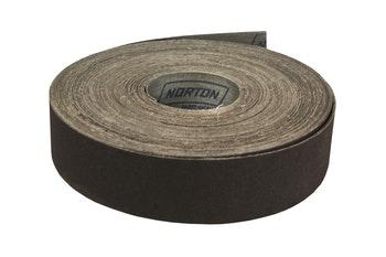 Rolo de lixa ferro K246 grão 100 - 50x45.000mm - Norton - 05539503254 - Unitário