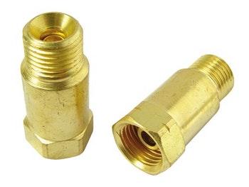 Válvula com Retenção para Maçarico - Famabras - B-1533 - Par