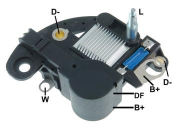 Regulador de Tensão - Gauss - GA129 - Unitário