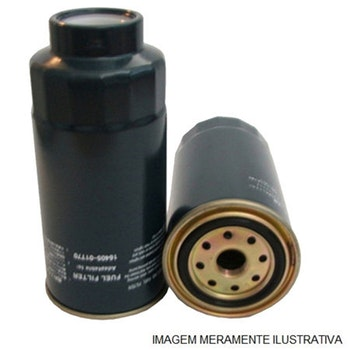 Filtro de Combustível - Parker - R120L10MBAQII - Unitário