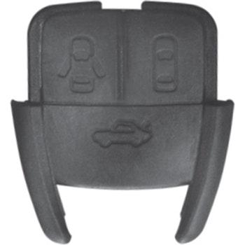 Capa do Telecomando 3 botões - Universal - 41263 - Unitário