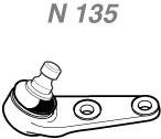 Pivô - Nakata - N 135 - Unitário