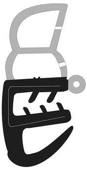 Borracha Multi-Uso da Porta - Uniflex - 37027 - Unitário