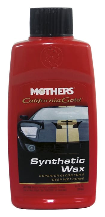 Cera Sintética Liquida Cal Gold Synthetic Wax 473ml - AutoAmerica - 303535004 - Unitário