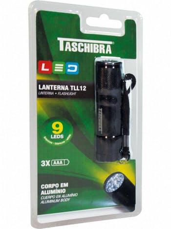 Lanterna de LED TLL 12 - Taschibra - 15060055 - Unitário