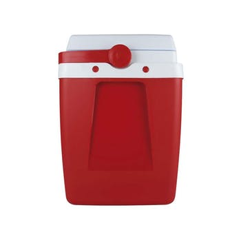 Caixa Térmica Vermelha - 34 L - Mor - 25108162 - Unitário