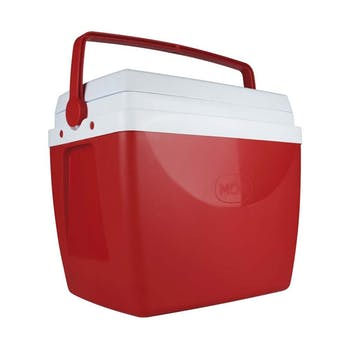 Caixa Térmica Vermelha 34L - Mor - 25108162 - Unitário