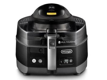 Fritadeira Air Fryer Multicuisine Smart - 5,2 Litros - De'Longhi - FH 1363/1.BK 127V - Unitário