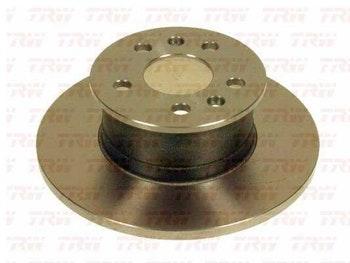Disco de Freio Sólido - TRW - RPDI00222 - Par