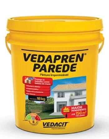 Tinta Impermeável Vedapren Parede - Vedacit - 112023 - Unitário