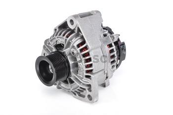 ALTERNADOR NCB1 (>) 28V 35-80A - Bosch - 0124555007 - Unitário