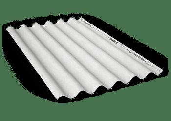 Telha Ondulada BR CRFS 8mm 1,22 x 1,10m - Brasilit - 221181225 - Unitário