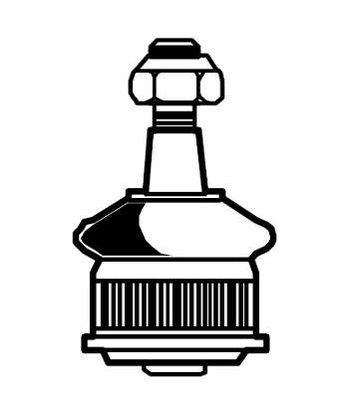 Pivô de Suspensão - MecPar - PV2841 - Unitário