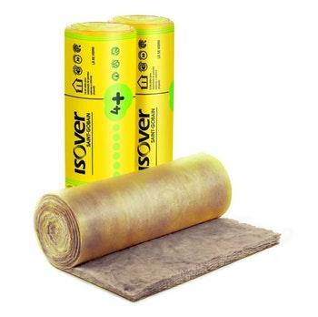 Feltro Wallfelt 4+ POP 70mm x 1,2 x 12,5m 15m² - Isover - EE10750000 - Unitário