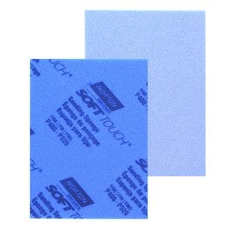 Espuma Abrasiva nº2 - P320/P400 - Norton - 66623398770 - Unitário
