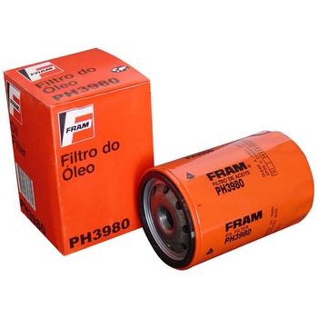 Filtro de Óleo (Mix Filtro) - Fram - PH3980 - Unitário