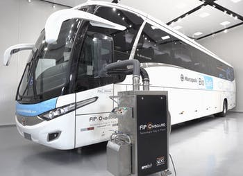 FIP Onboard Drive Thru Desinfecção para Ônibus Rodoviário - Marcopolo BioSafe - SERV0055 - Unitário