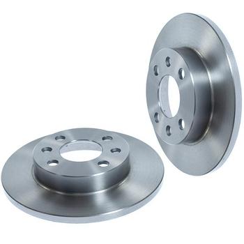 Disco de Freio Sólido - Sem Cubo - Hipper Freios - HF705 - Par