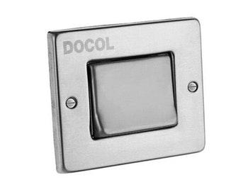 Válvula para Parede PeMatic Aço Escovado - Docol - 17012000 - Unitário