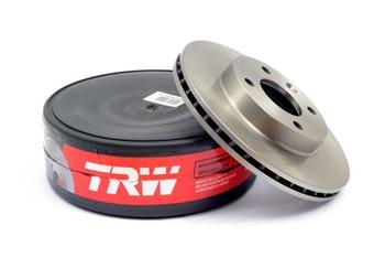 Disco de Freio - TRW - RCDI09420 - Par