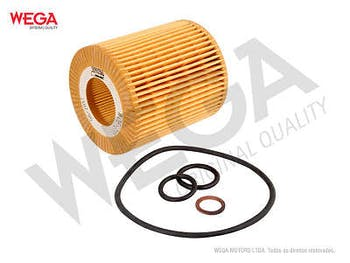 Filtro de Óleo - Wega - WOE-211 - Unitário
