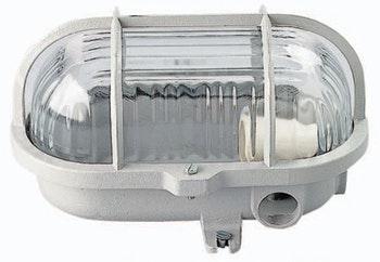 Luminária Aparente Alumínio com Grade 100W - Tramontina - 56158/010 - Unitário
