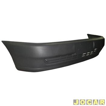 Pára-Choque Dianteiro - Original Volkswagen - 377807221773 - Unitário