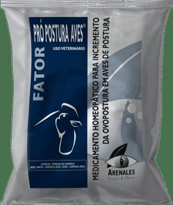 FATOR PRO POSTURA AVES - ARENALES - Arenales - AV04G2F - Unitário
