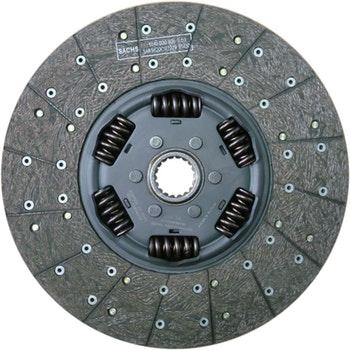 Disco de Embreagem - SACHS - 5235 - Unitário