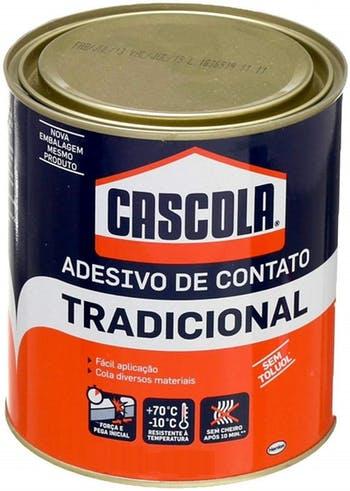 Cola Contato Tradicional 195g - Henkel - 1406653 - Unitário