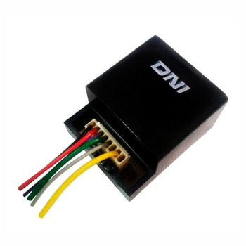 Sensor Crepuscular Automático - Universal - 24V - DNI 0502 - DNI - DNI 0502 - Unitário