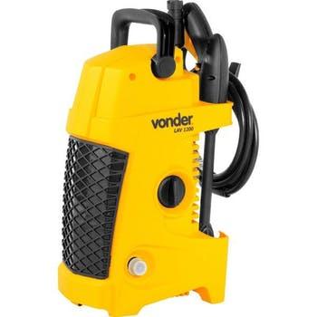 Lavadora de Alta Pressão LAV 1200 - 1300 Libras - 1200 W/ 127 V - Vonder - 68.64.120.010 - Unitário