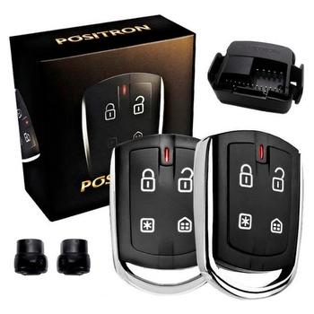 Alarme Automotivo Positron Cyber Px 330 - Positron - 012581000 - Unitário