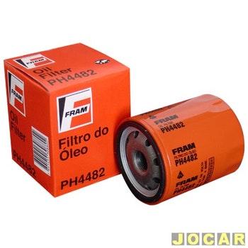 Filtro de Óleo (Mix Filtro) - Fram - PH4482 - Unitário