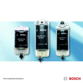 Elemento Separador de Água - DB 0223 - Bosch - 0986BF0223 - Unitário