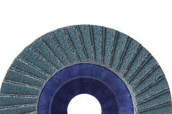 Disco Flap Evolution R822 grão 60 115x22,23mm - Norton - 66623313731 - Unitário
