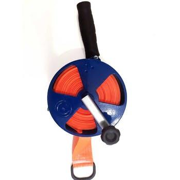 Carretel (Dispensador) Recolhedor com Fita - SafebySafe - ST35 - Unitário