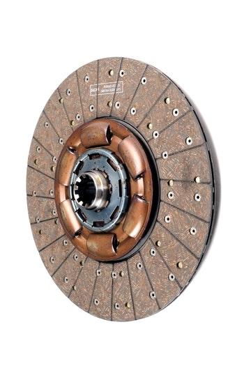 Disco de Embreagem - SACHS - 5705 - Unitário